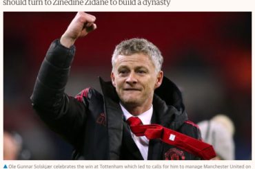 «Manchester United need to use head not heart over future of Solskjær»