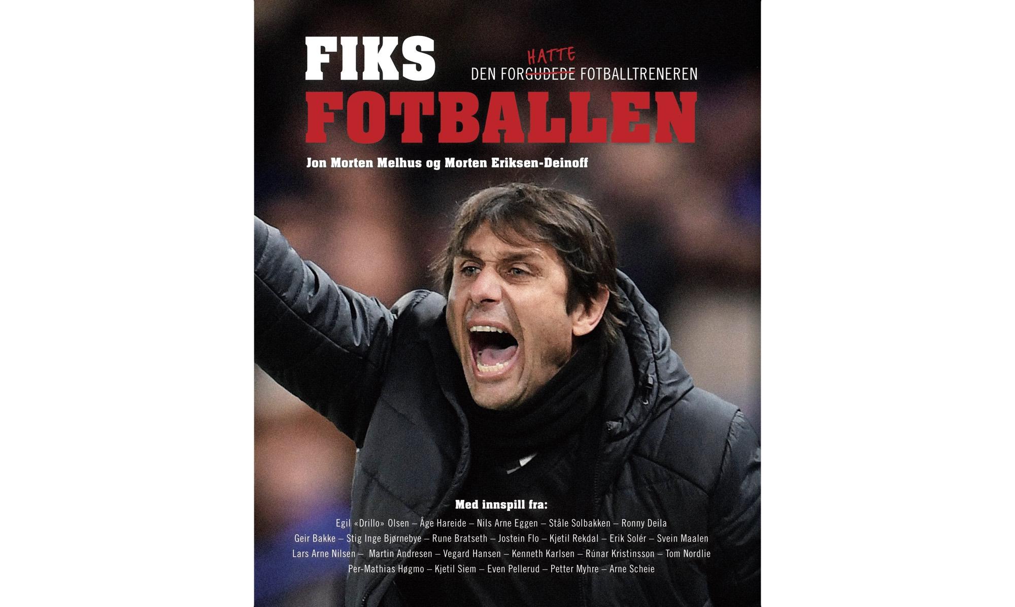Få fotball-inspirasjon i postkassen – NÅ!